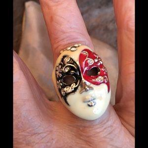 Jewelry - Masquerade ring